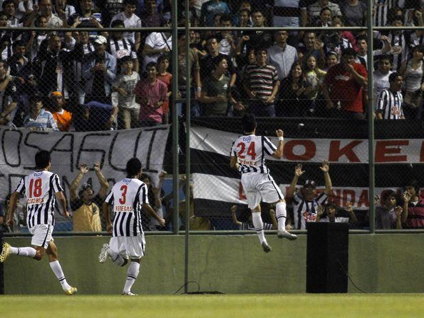 Libertad 2 x 0 Cruz Azul