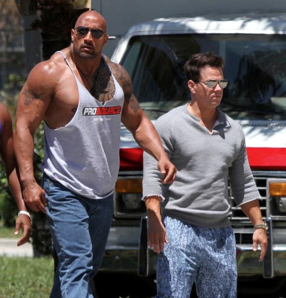 Mel Gibson in bodyuilder shape for Expendables 3 villain