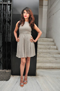 Sony Charista in Spicy Short Dress at Kakthiya cup launch event