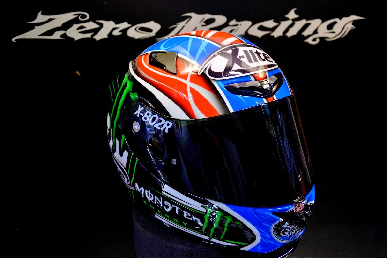 racing helmets garage x lite x 802r j masia 2015 by zero racing. Black Bedroom Furniture Sets. Home Design Ideas