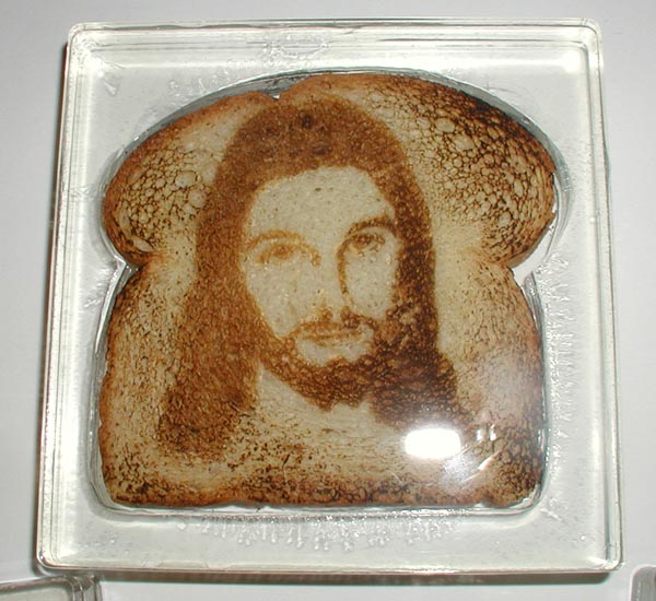 jesus toast