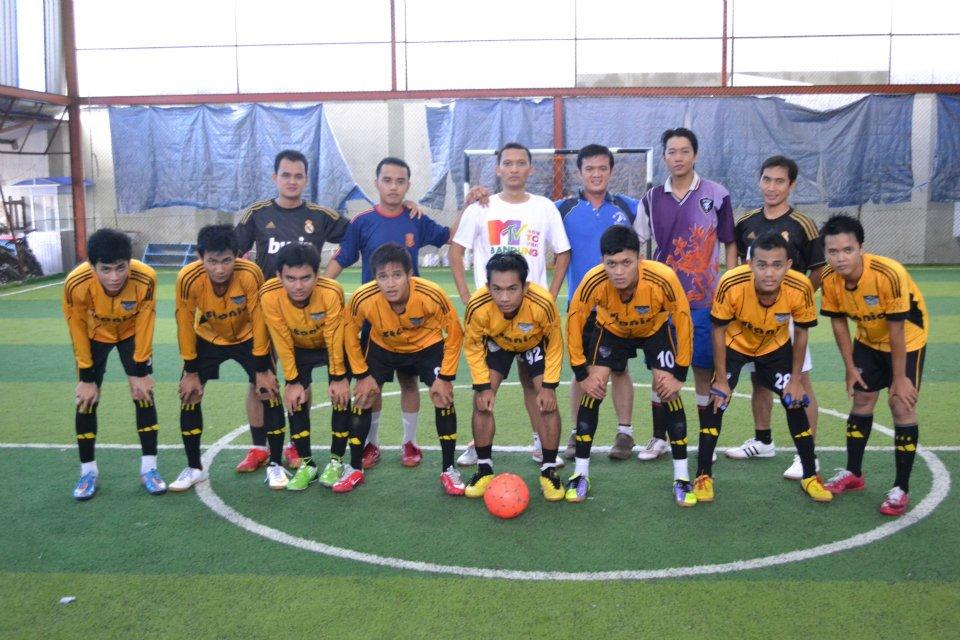 STANIA FC 2011-2012