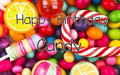 Verjaardags candy Miranda
