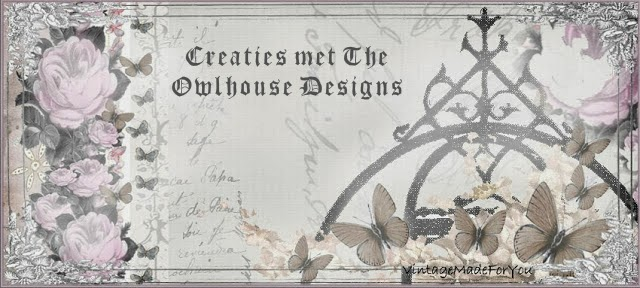 creaties met The Owlhouse Design