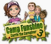 เกมส์ Camp Funshine - Carrie the Caregiver 3