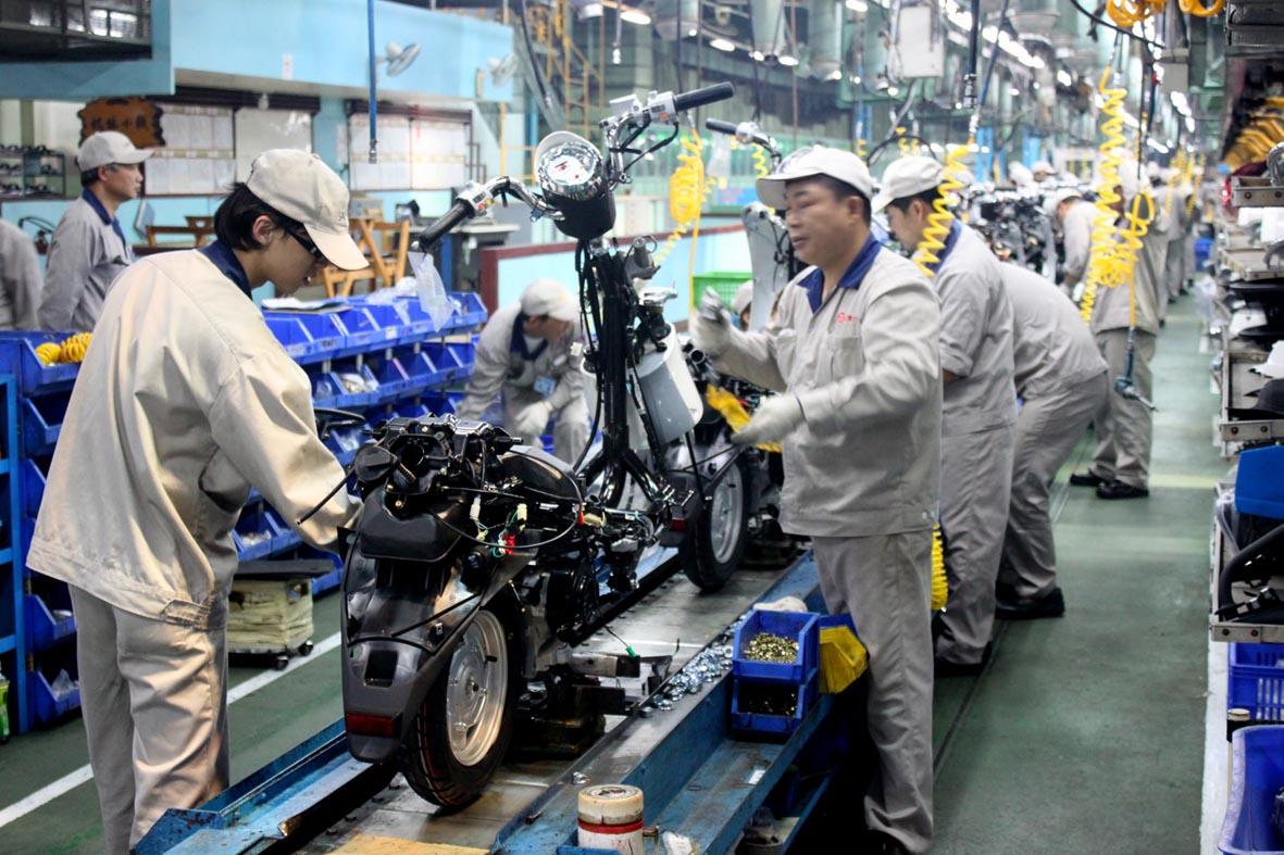 Yamaha Robotics Indiana