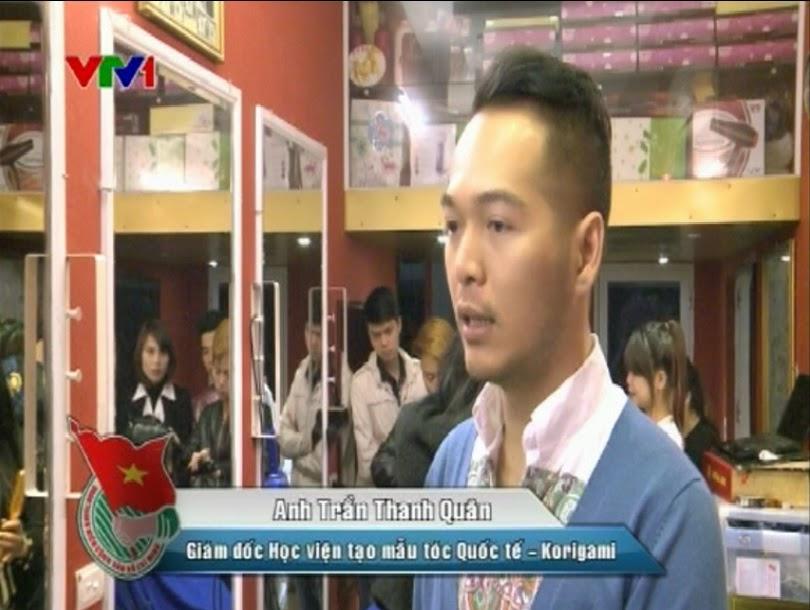 Giáo viên của Trung tâm Korigami : Thầy chủ nhiệm là Cây Kéo Vàng Davines 2008 Trần Thanh Quân ( nick name Kuansaigon )