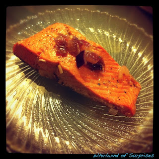 Drunken Salmon Recipe
