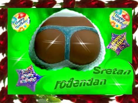 sretan rođendan čestitka