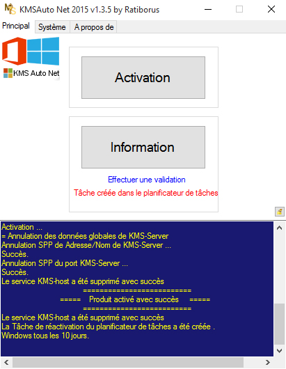 Activer windows 8 8 1 10 et office 2010 2013 - Windows office gratuit pour windows 8 ...