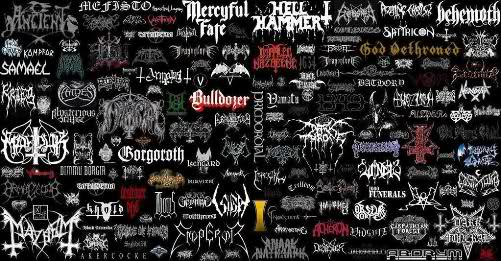 UNITED WORLD BLACK METAL