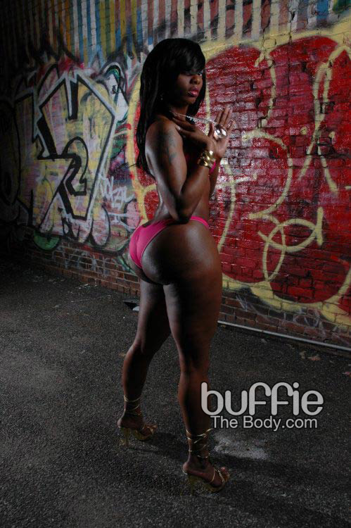 Buffie the body ass clapping clips