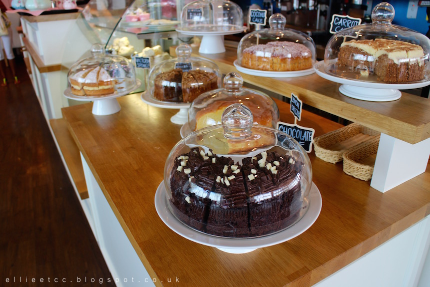 lifestyle, day trip, Guildford, The Tea Terrace, Alice In Wonderland, lunch, food, House of Fraser