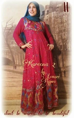 Gambar Baju Muslim Wanita