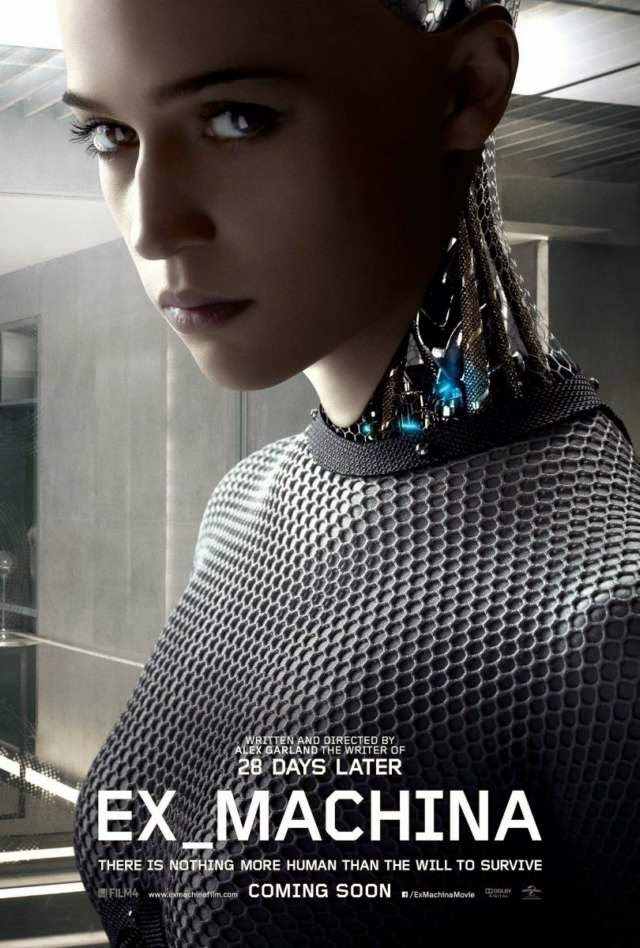 Ex Machina - Official Trailer HD (2015)