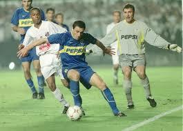Boca Juniors 2 x 0 Santos - 2003