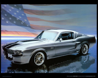 Shelby Mustang GT500 Posters