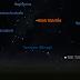 Quan sát trăng non đầu tháng cùng hành tinh Hỏa trên bầu trời chiều 27/10