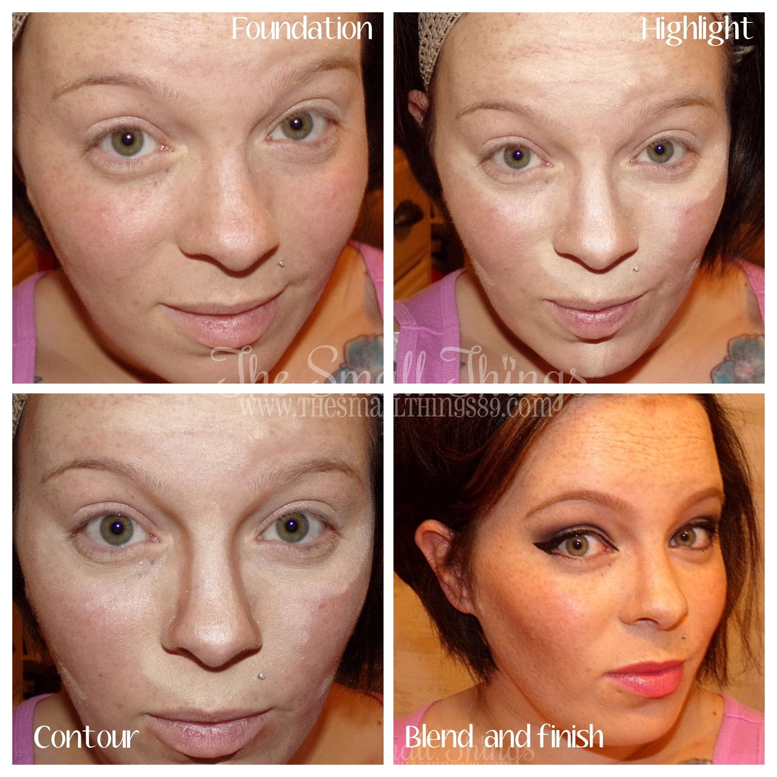 Bellapierre Cosmetics- My First Try At the All Over Face Contour ...