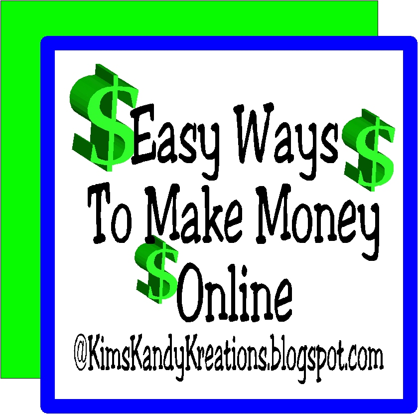How earn money online at home goods