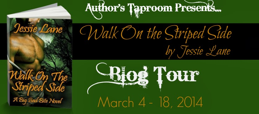 Blog Tour: Walk on the Striped Side by Jessie Lane – Character Interview