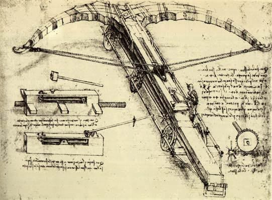 Da Vinci Crossbow