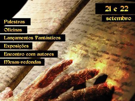 Fantasticon 2013 - VII Simpósio de Literatura Fantástica em São Paulo