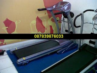 alat Treadmill Elektrik, Murah Jakarta bandung semarang surabaya