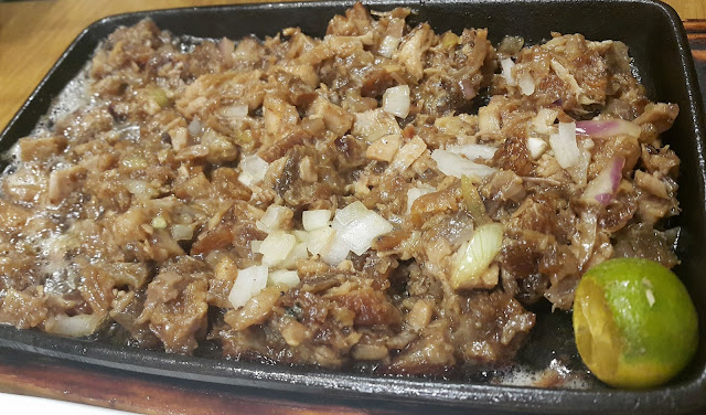 A photo of Pork Sisig from Kuya J Restaurant