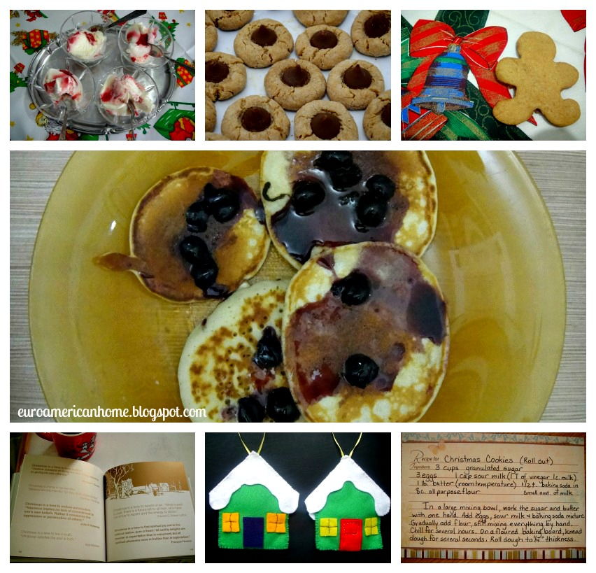 collage of things to do for christmas a list