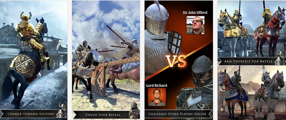 Rival Knights - Game HD Android Terbaik