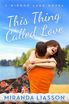 this thing called love, miranda liasson, book reviews
