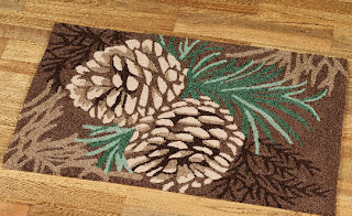 Fireplace Rug Sample