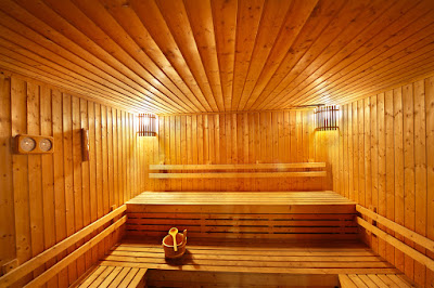 Steam room health benefits