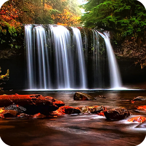 3D Waterfall Live Wallpaper APK