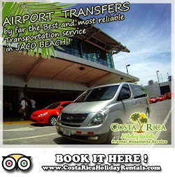 Airport Transfers Costa Rica