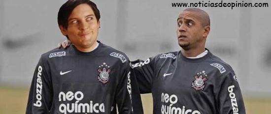 Photoshop: fotos de Roberto Carlos (montajes)