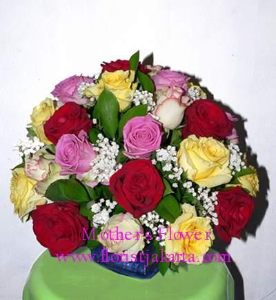 Karangan Bunga Ulang Tahun Spesial