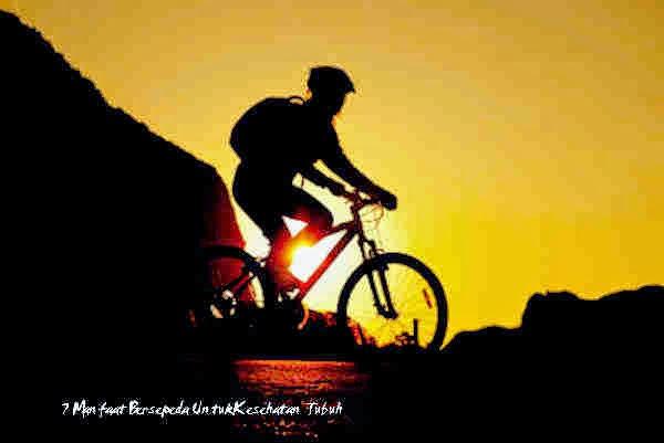 7 manfaat bersepda, bersepeda, manfaat bersepda