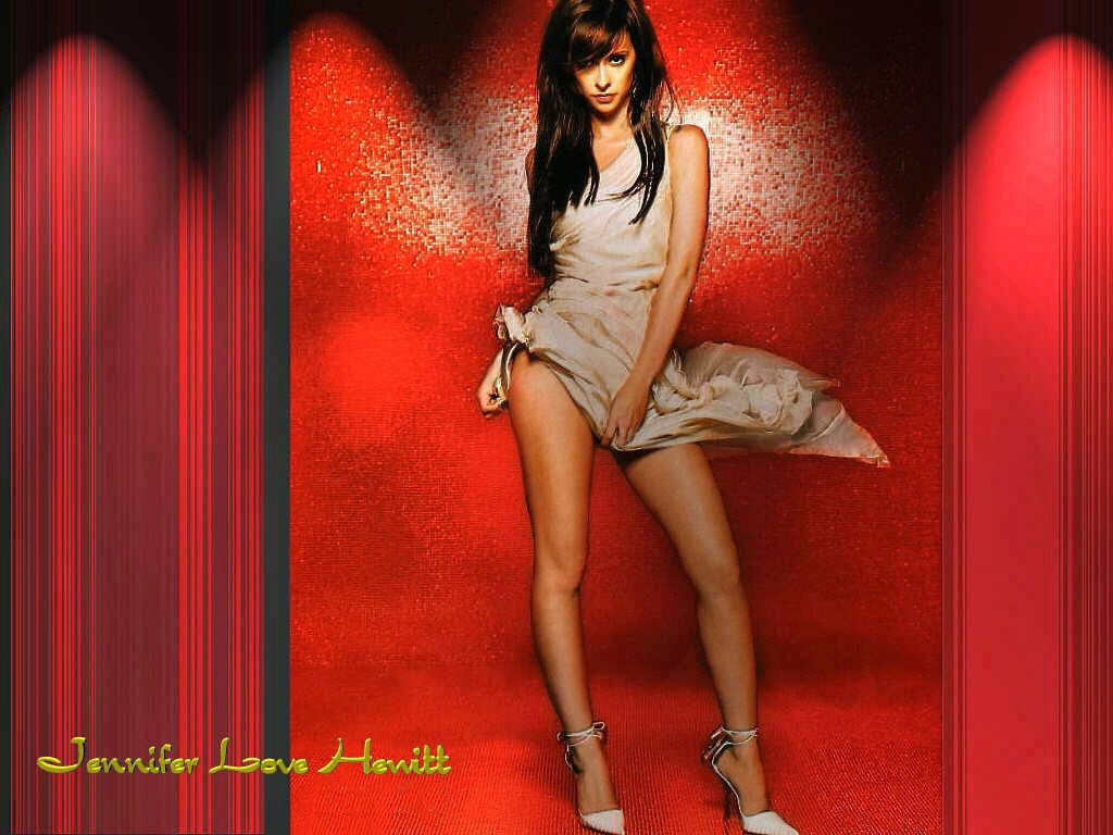 Wallpaper For Hot Love : Wellcome To Bollywood HD Wallpapers: Jennifer Love Hewitt Hollywood Actress FUll HD Wallpapers