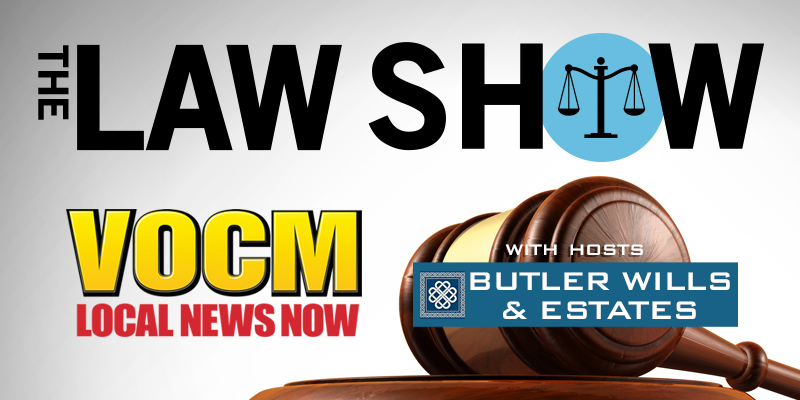 Have you heard our weekly radio program, The Law Show, hosted by Lynne Butler and Chelsea Kennedy?