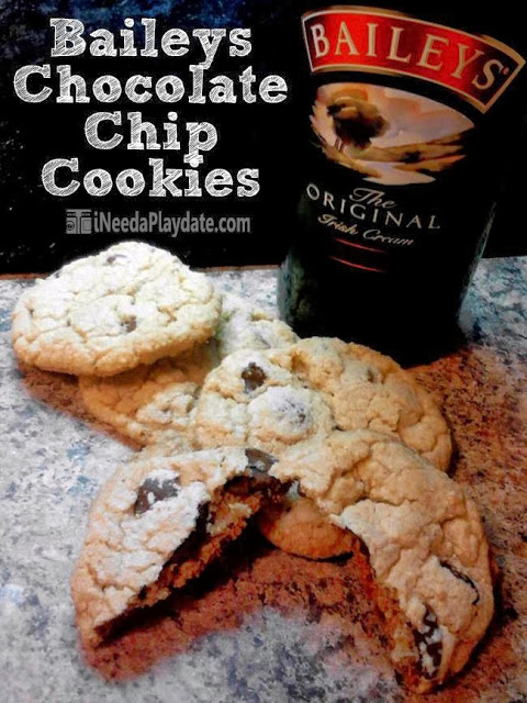 Baileys Chocolate Chip Cookie Recipe