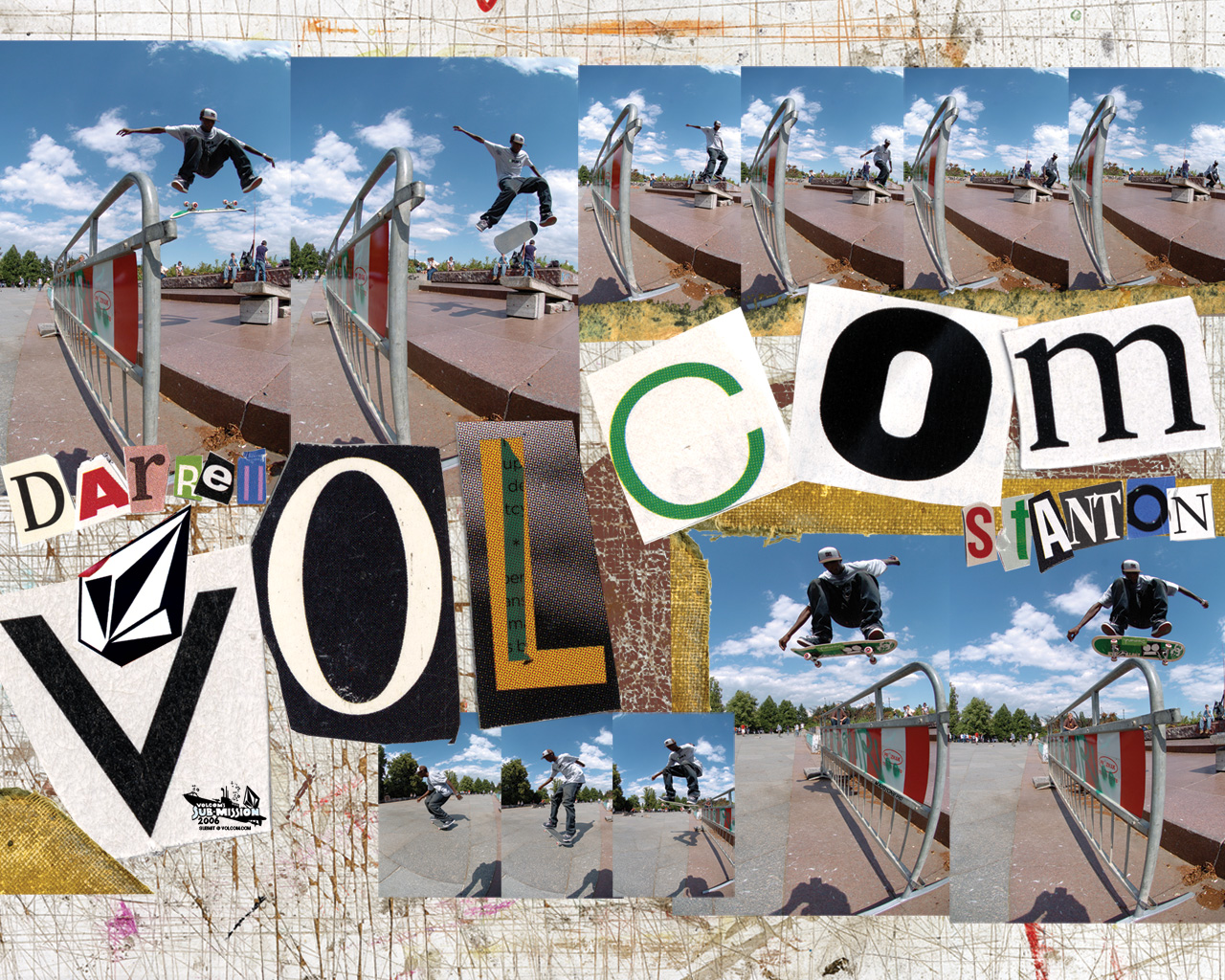 Ridelow   The Bike People  Volcoms Fall Collection coming soon to