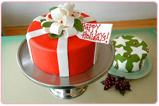 4 H Cake Decorating Ideas http://bestcakes.blogspot.com/2011/12/holiday-cake-decorating-ideas.html