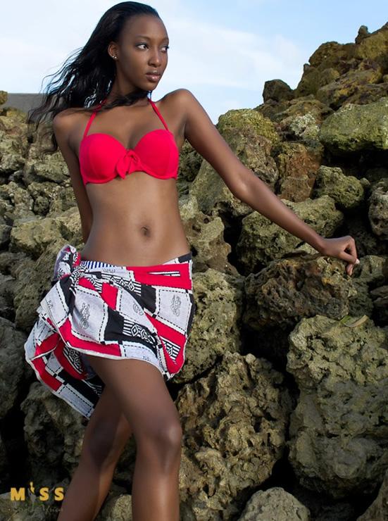 Picha za warembo wanaowania taji la miss East Africa wakiwa katika