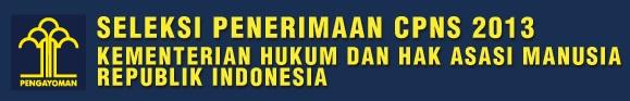 CPNS Kemenkumham 2013: Pendaftaran Mulai 26 September, Informasi dan Persyaratan Lihat cpns.kemenkumham.go.id