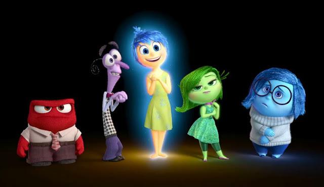 """Dzieciństwo w filmach Disneya - refleksje po """"W głowie się nie mieści"""""""