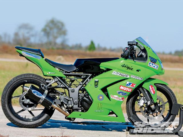 modifikasi motor kawasaki ninja zx 250 yang bisa kalian jadikan title=