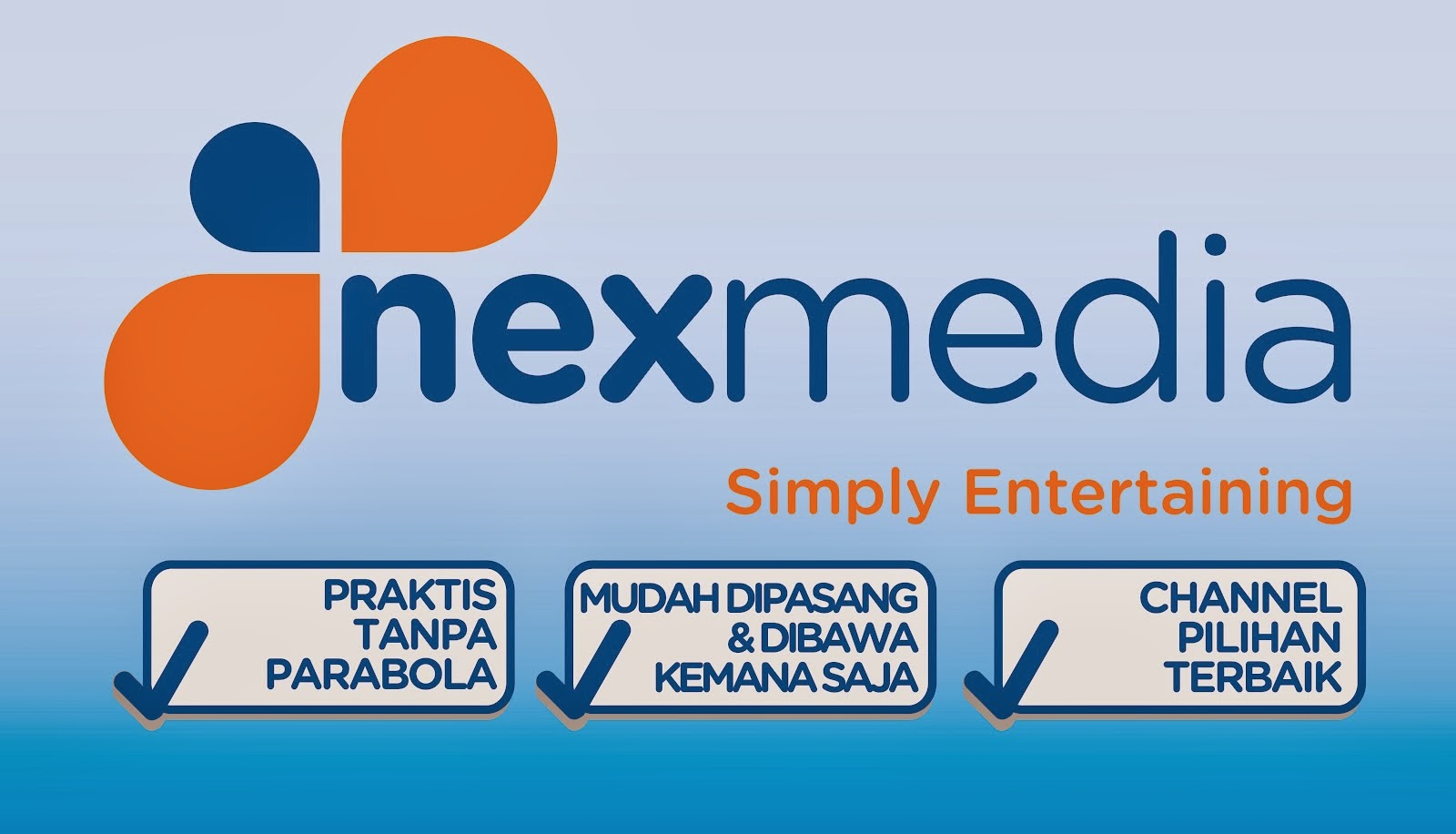 Channel dan Paket Basic Nexmedia