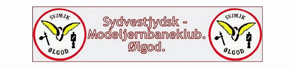 Sydvestjydsk - Modeljernbaneklub. Ølgod.